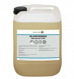 IBS-Limpiador por aspersión WAS Universal 10.500 30 litros