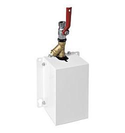 """Unidad de control de fluido - 25 l/min - 50 bar - contador 1/2"""" - 164 ppl"""