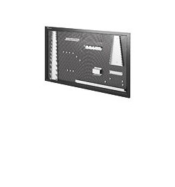 Tablero con soportes herramienta - 720 x 750 x 20 mm.